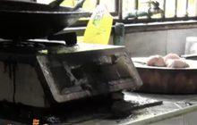 ยาย 80 ปี ทำกับข้าวหัวแก๊สหลุดไฟลุกท่วมลวกแขน
