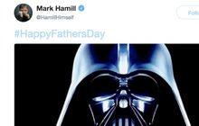 """""""ลุค สกายวอล์กเกอร์"""" สุขสันต์วันพ่อแห่งชาติด้วยภาพ """"ดาร์ธ เวเดอร์"""""""