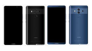 ภาพเรนเดอร์ใหม่ล่าสุด Huawei Mate 10 Pro ยืนยันดีไซน์ ก่อนเปิดตัว 16 ตุลาคมนี้