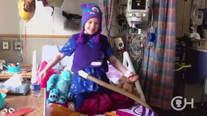 เมื่อ ผู้ป่วยเด็ก Cover Shake It Off  นี่คือ คลิป ที่สนุกที่สุดเท่าที่เคยมีมา