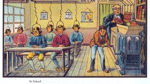 ชมภาพคนยุค 1900 จินตนาการถึงอนาคตในอีก 100 ปี