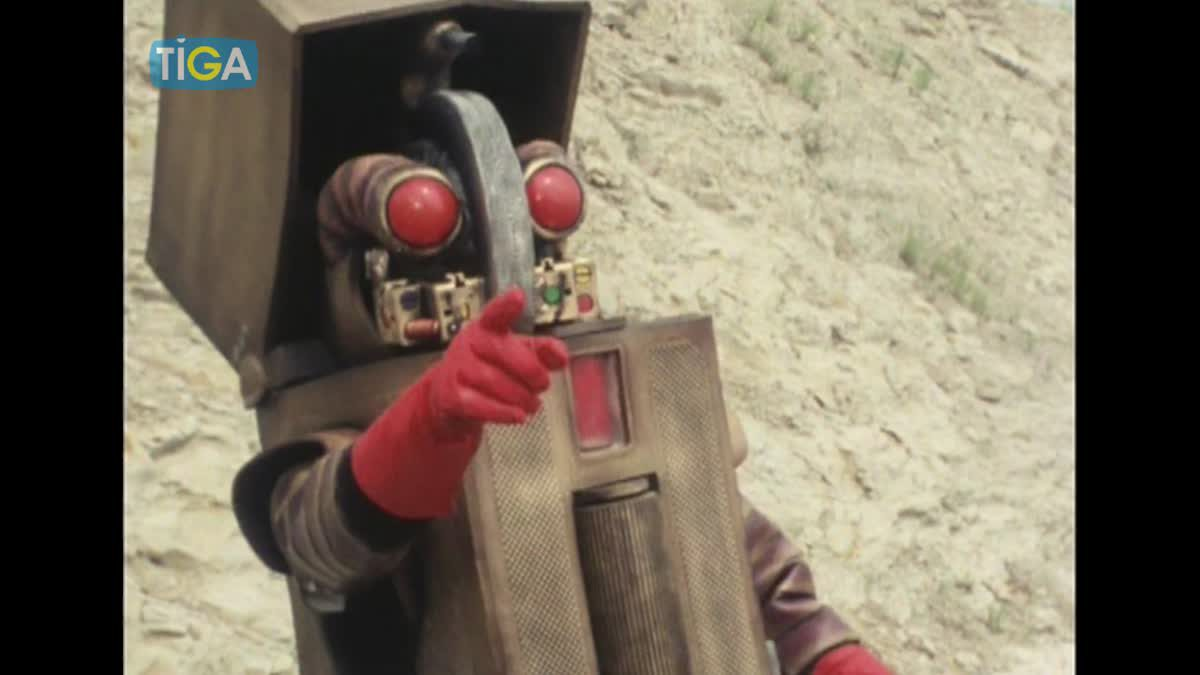 Masked Rider Super One ตอนที่ 39-3