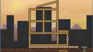 เกมส์วางระเบิดอาคาร ระเบิดตึก