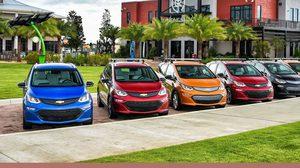 Chevrolet วางแผนเริ่มการผลิต Chevrolet Bolt Gen 2 ในปี 2025