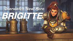 Brigitte ฮีโร่ใหม่ Overwatch ปรากฏตัวแล้ว Blizzard มีกิจกรรมต้อนรับด้วย!