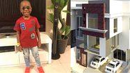 มหาเศรษฐีไนจีเรีย ซื้อบ้านสุดหรูเพื่อเป็นของขวัญให้ลูกชายวัย 6 ขวบ !!