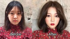 เปลี่ยนเป็นคนละคน! แค่ แต่งหน้า ก็เสกความสวยได้แบบไม่ต้องพึ่งศัลยกรรม