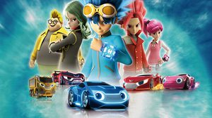 Power Battle Watch Car สุดยอดภาพยนตร์การ์ตูน 3D ดูฟรี!