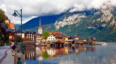 7 หมู่บ้าน สุดโรแมนติกในทวีปยุโรป