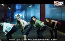 Jennifer Lopez โชว์ลีลาสุดมันส์กลางรถไฟฟ้าใต้ดินใน MV เพลงใหม่