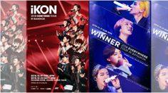 iKON – WINNER ปักหมุดจัดคอนเสิร์ตในไทย 19-20-21 ต.ค.นี้