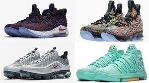 เก็บเงินกันได้เลย เมษานี้มีแต่คู่สวย ๆ 5 สนีกเกอร์ใหม่ของ Nike แต่ละคู่น่าซื้อทั้งนั้น
