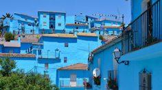 เที่ยวยุซคาร์ (Juzcar) เมืองสีฟ้าแห่งสเมิร์ฟส์