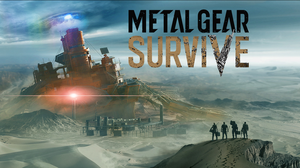 Metal Gear Survive ของเล่นใหม่ Konami เมื่อไม่มีโคจิมะ