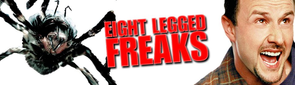 Eight Legged Freaks มฤตยูอัปลักษณ์ 8 ขา ถล่มโลก