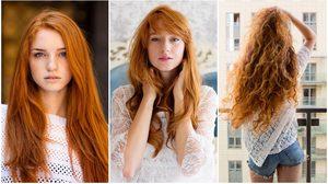 20 ภาพสาวสวย ผมสีแดงธรรมชาติ เห็นแล้วคุณจะตกหลุมรัก!!