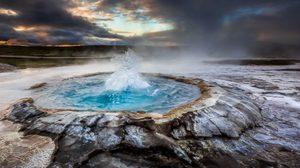 มหัศจรรย์น้ำพุร้อน ในดินแดนแห่งน้ำแข็ง ไอซ์แลนด์