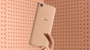 Oppo F5 Youth สมาร์ทโฟนเซลฟี่สวย กล้องพลัง AI เปิดราคาไทยแล้ว