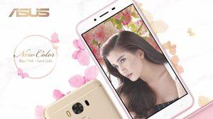 ASUS เปิดจอง ZenFone 3 Max สีชมพูโรสพิงค์ ในงาน Thailand Mobile Expo