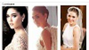 ส่อง ชุดแต่งงาน ชมพู่ อารยา เยอะ เลอค่า เจ้าหญิงรองเท้าแก้ว 3 ชุด 10 ล้าน!!!!