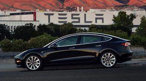 Tesla Model 3 2018 ใหม่ ขายจริงแล้วที่ต่างประเทศ ราคาเริ่มต้น 1.16 ล้านบาท