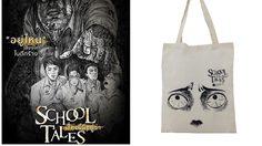 ประกาศผล : แจกของรางวัล! กระเป๋าผ้าสุดเท่จาก School Tales เรื่องผีมีอยู่ว่า..
