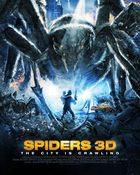 Spiders 3D ฝูงแมงมุมยักษ์ถล่มโลก