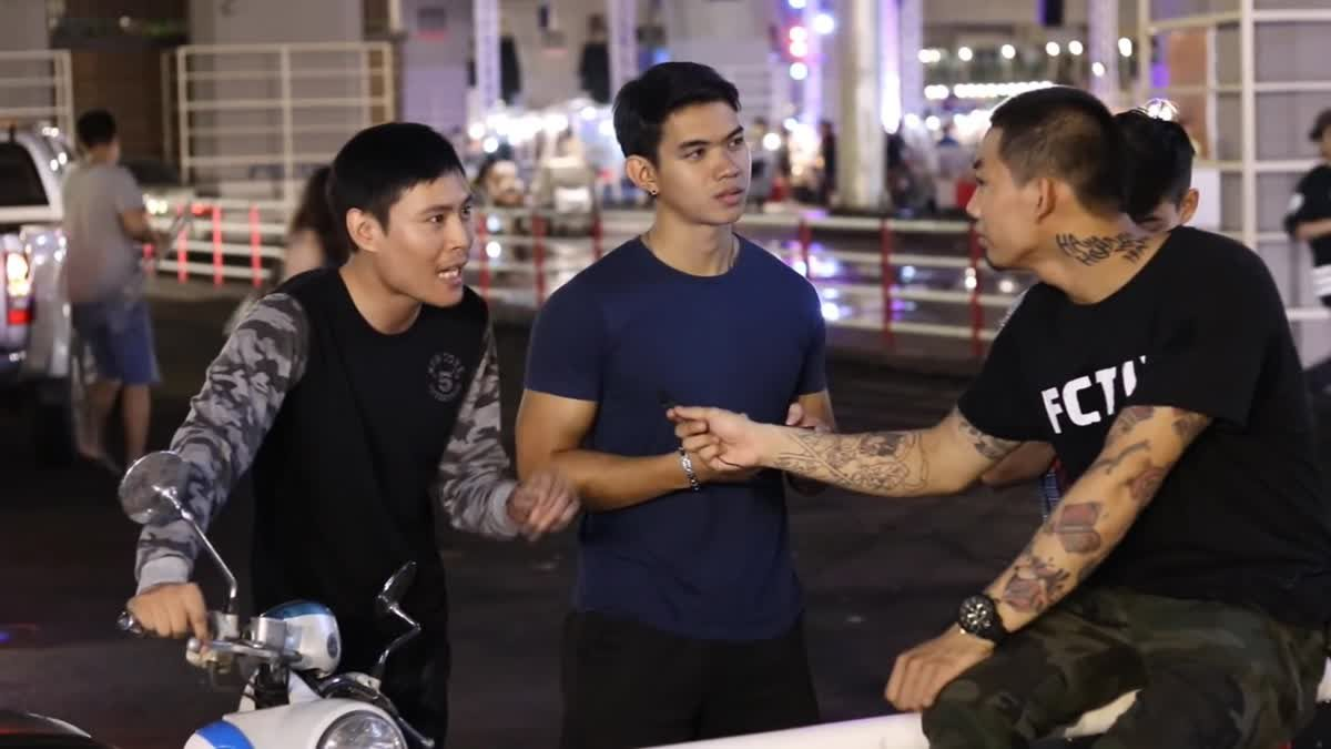 Fight Club Thailand ประชาชน โอ๊ตเตี้ย x จอร์น คู่ที่ 101