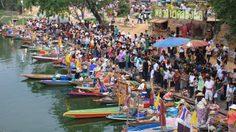 12 สิงหา พาแม่เที่ยว 16 ตลาดน้ำทั่วไทย