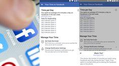 Facebook จะเพิ่มฟีเจอร์ติดตามเวลาการใช้งาน และจำกัดเวลาผู้ใช้แล้ว