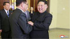 ทูตพิเศษเกาหลีใต้เข้าพบ 'คิม จอง อึน' หารือ สมานฉันท์