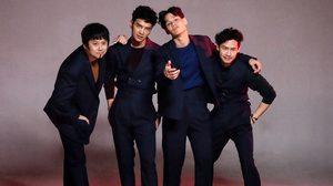 4 หนุ่ม Season Five ลุกขึ้นมาแดนซ์ ในซิงเกิ้ลใหม่ 'รักโกรธ'