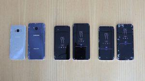 ไม่แกร่งเท่าไร!! Samsung Galaxy S8 ทำคะแนนได้น่าผิดหวังจากการทดสอบ Drop Test