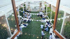 ส่อง VARAVELA  สถานที่จัดงานแต่งงาน แบบ การ์เด้น ฮอลล์ แห่งใหม่ล่าสุด