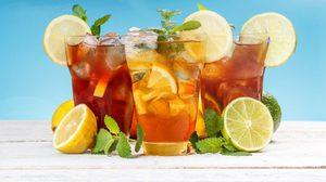 10 มิถุนายน วันชาเย็น (National Iced Tea Day)
