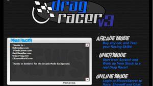 เกมส์แข่งรถ Drag Racer v3 สุดมันส์