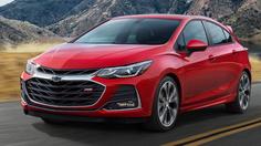 ส่ง Chevrolet Cruze ไมเนอร์เชนจ์ บุกเข้าตลาดสหรัฐอเมริกาในปีนี้