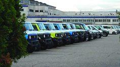 เผยภาพ Suzuki Jimny 2018 หลากสี เตรียมพร้อมส่งเข้าโชว์รูมในญี่ปุ่น