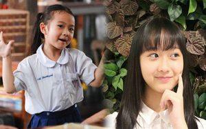 โตแล้วน่ารักมาก!! น้องจีน่า ณัฐกฤตา จากหนังบ้านฉันตลกไว้ก่อน (พ่อสอนไว้)