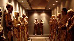 เที่ยวสยอง! พิพิธภัณฑ์มัมมี่ เม็กซิโก