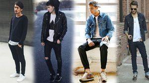 ผู้ชายต้องรู้ไว้! Mix & Match เสื้อผ้าแบบเรียบง่ายแต่ดูดีมีสไตล์