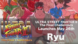Ultra Street Fighter II ปล่อยเทรลเลอร์ใหม่ พร้อมวิธีเล่นแบบแนวๆ สำหรับ Switch
