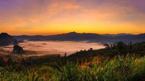 ภูลังกา รีสอร์ท ที่พักหลักร้อย ทัศนียภาพหลักล้าน