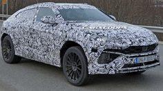 หลุด! ภาพรถ SUV จากค่ายกระทิงดุ Lamborghini ที่มากับพลัง 650 แรงม้าจากเครื่องยนต์ Twin-Turbo V8