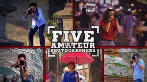 PHOTO FACE-OFF รายการเรียลลิตี้ถ่ายภาพที่จะทำให้คุณอินไปกับทุกช็อต