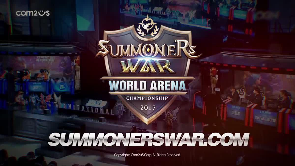 Summoners War World Arena Championship 2017
