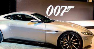 007 คัมแบ็ค ! เตรียมซิ่งรถคันใหม่เซอร์ไพรส์แฟนคลับ