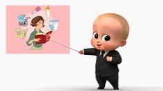 """รู้หรือไม่ว่าลูกค้า """"Baby Corp"""" คือใคร !?!! หาคำตอบได้ใน """"The Boss Baby"""""""