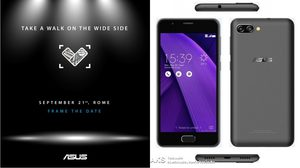 Asus เตรียมเปิดตัวสามาร์ทโฟนรุ่น ZenFone 4  เดือนกันยายนนี้