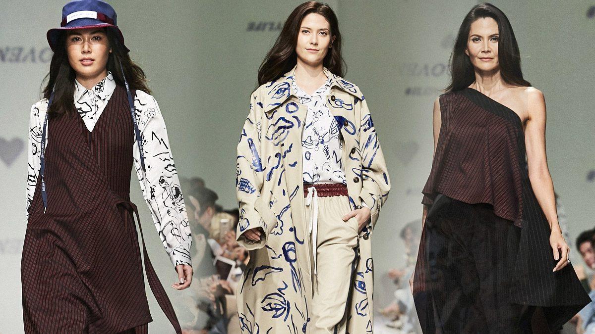 EVERYDAY KARMAKAMET ( เอฟเวอรี่เดย์ คาร์มาคาเมท ) : ELLE Fashion Week Fall/Winter 2017